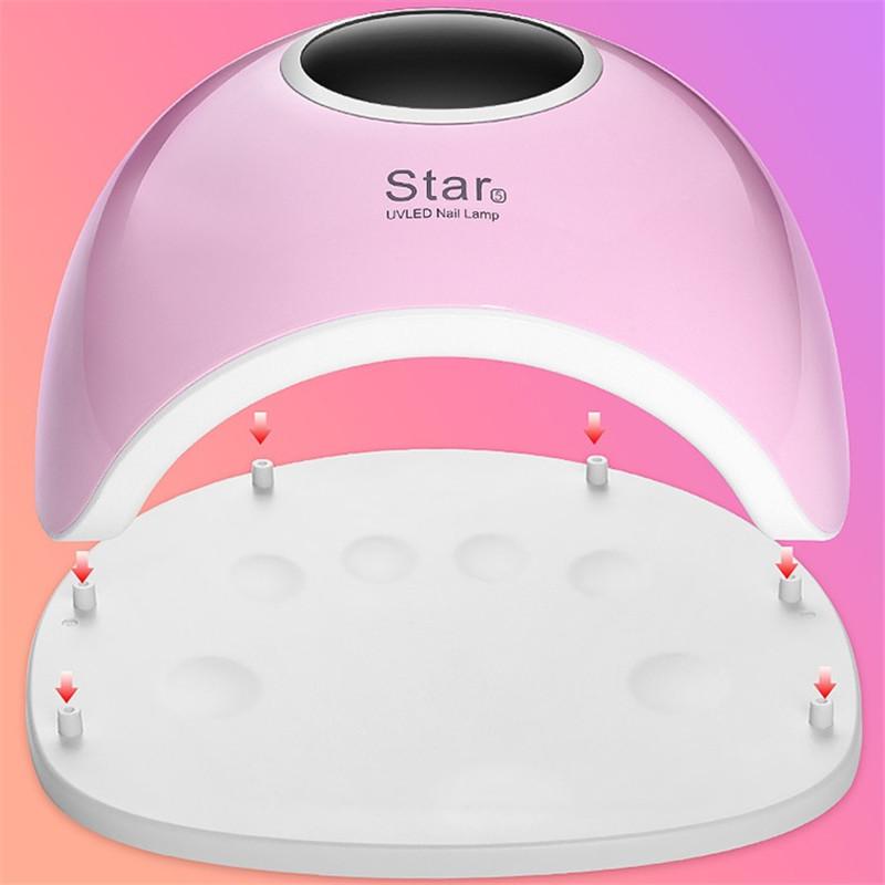 72W-Star5-LED-UV-Lamp-33-LEDs-Ice-Nail-Lamp-Gel-Polish-LCD-Display-Fast-Manicure (4)