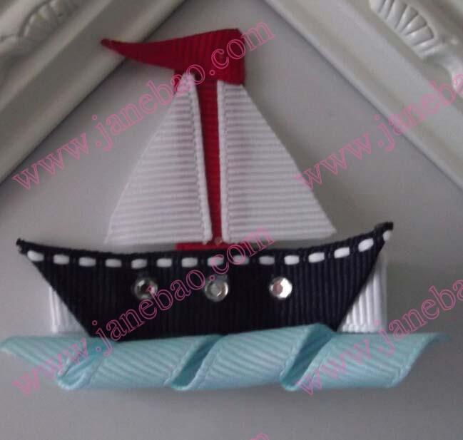 SailBoat Ribbon