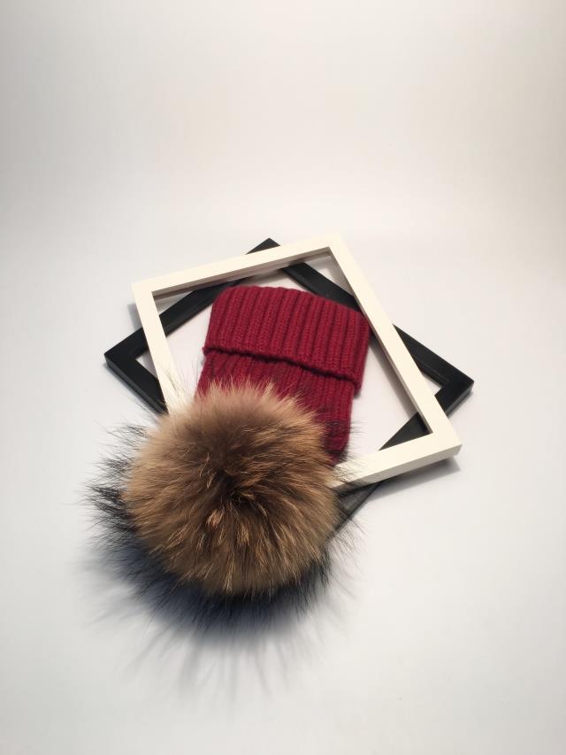 winter hats for women pom pom hat (7)