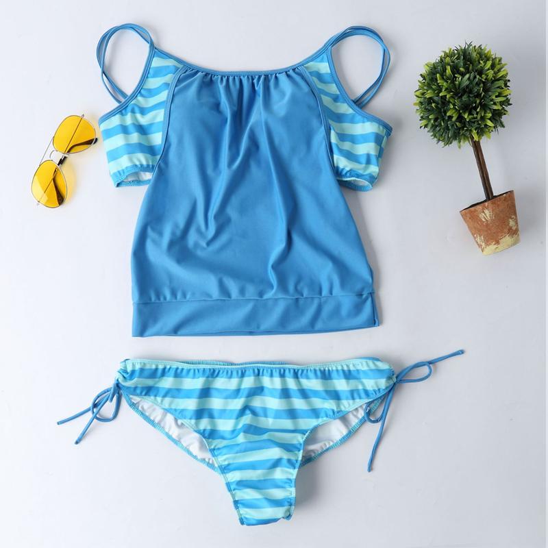Maternity Swimwear Sky Blue