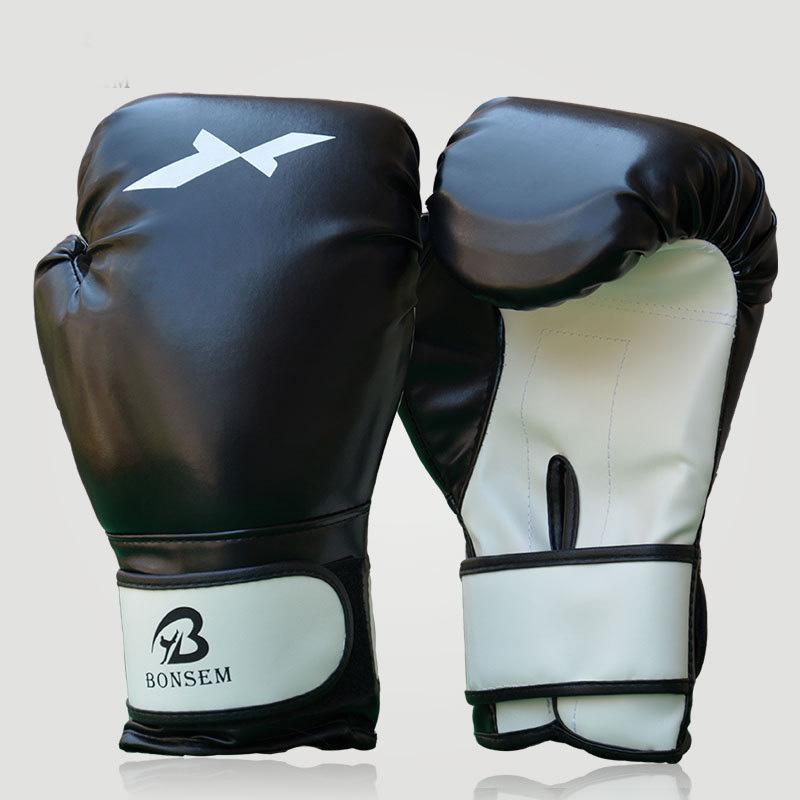 Guanti durevoli di addestramento di pugilato dei sacchi da boxe per