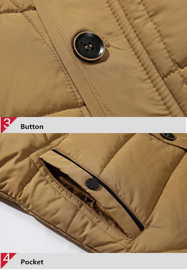 W102 2016 Mens Winter Jackets Coats Outwear Warm Down Jacket Thick Outdoor Hoodie Fox Fur Men\`s Parka Plus Size 4XL Famous Brand (12)