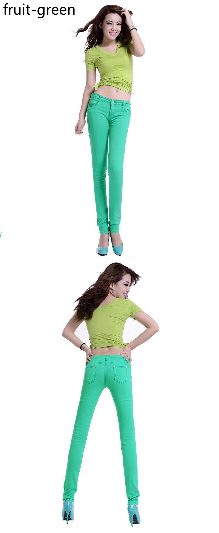fruit-green