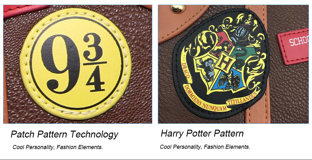 Harry Potter Single Shoulder Bag (13)