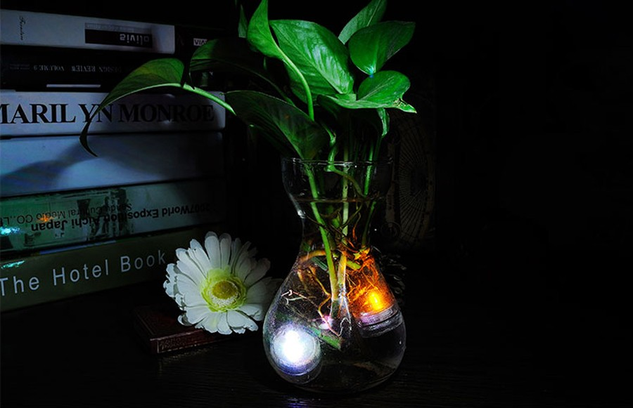 Waterproof Submersible LED Tea Light Electronic Candle Light (8)