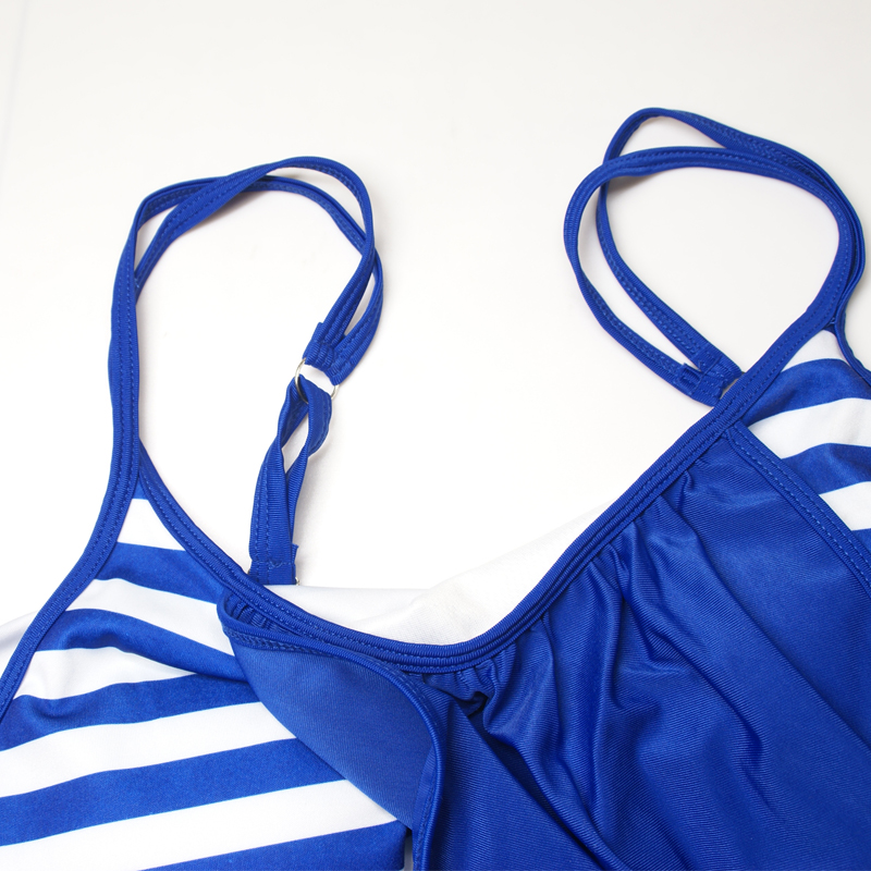 Maternity Swimwear Blue 004