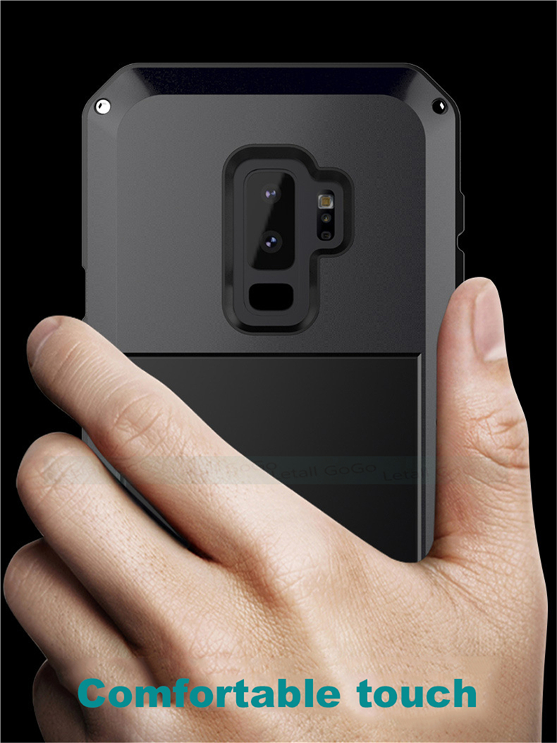 Samsung Galaxy S8 S9 Plus Note 8 9 shockproof phone cover case 7