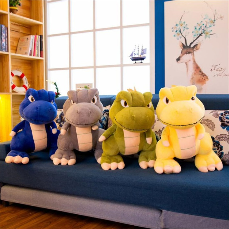 Factory Direct Sale New Style Dinosaur Argonne Plush Toy Doll Cartoon Peripheral Doll Holiday Gifts Wholesale T7I690
