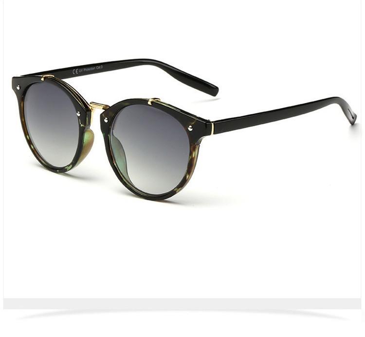 2016 Classic Brand Designer Sunglasses Women Men Retro Round Sun Glasses Woman shades Mirror Eyewear Lady Male Female Sunglass (40)