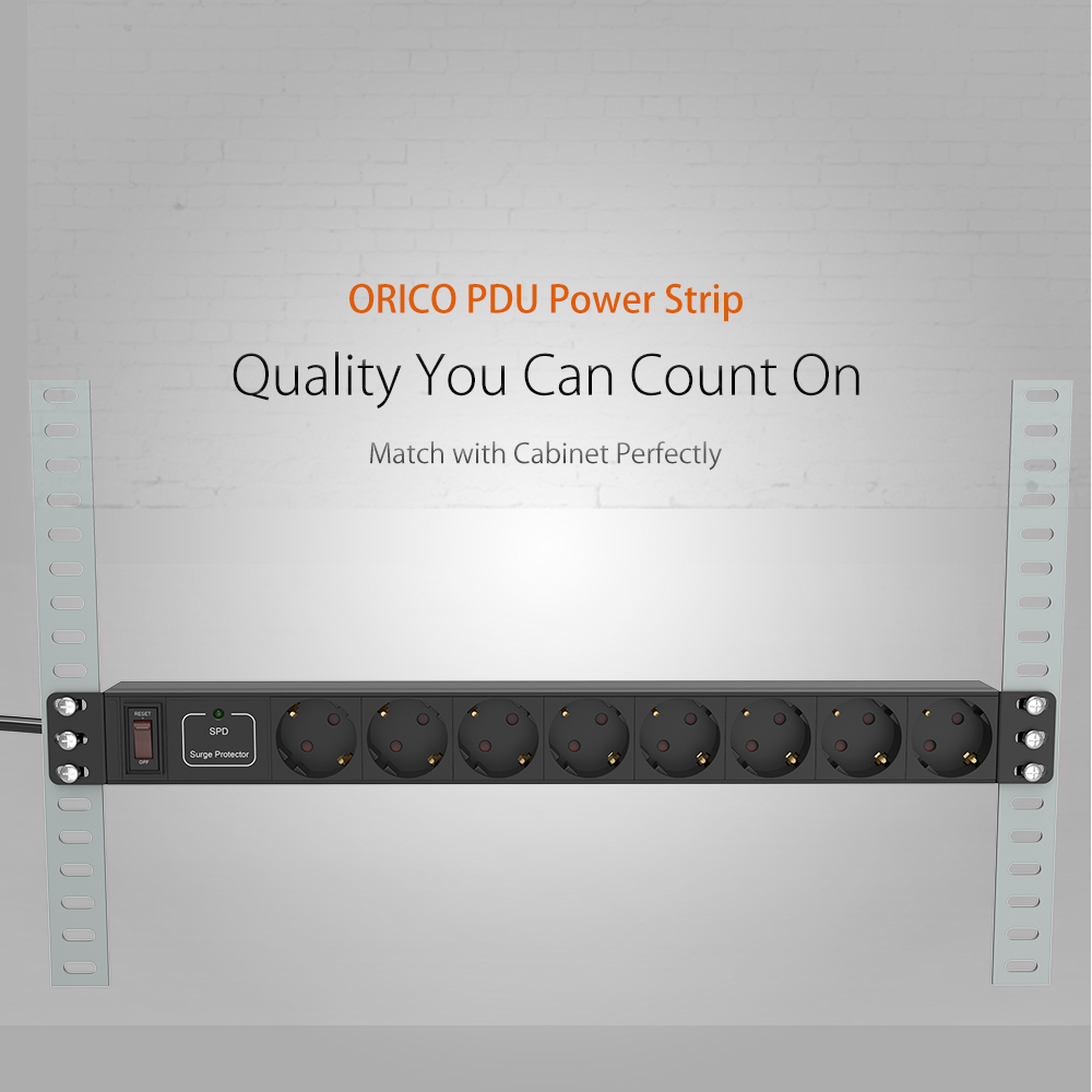 ORICO-Industrial-Level-PDU-Power-Strip-8-AC-10A-Surge-Protector-Current-Cable-Length-3m-Aluminum (2)