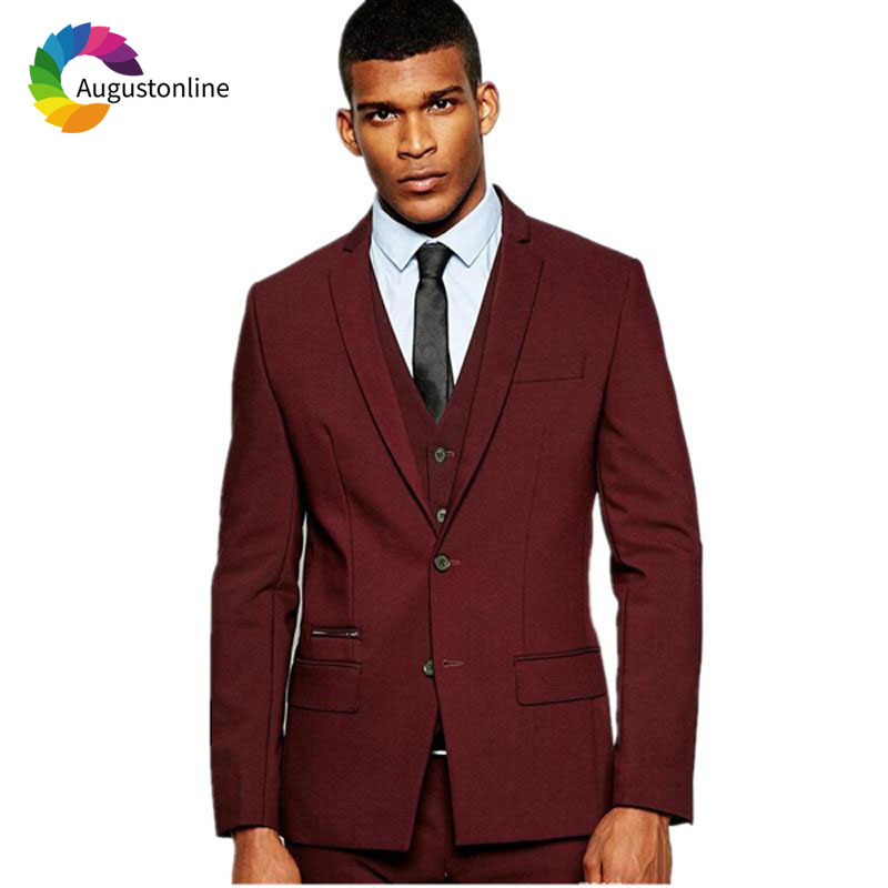 Men suits for wedding ,wedding suits for men ,groom tuxedos,best man blazer masculino ,terno masculino,Costume Homme Mariage (25)