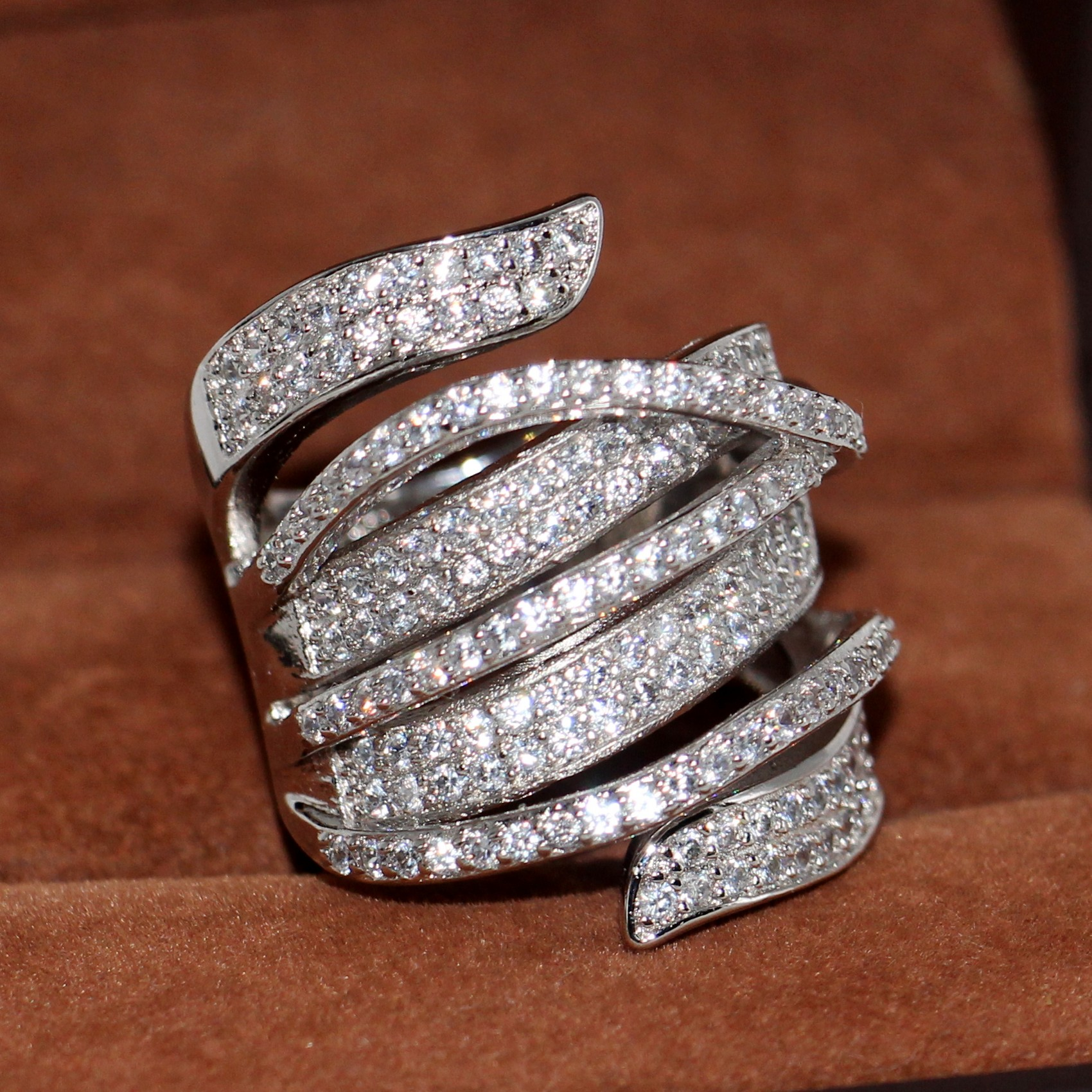 It is a photo of Discount Wide Diamond Wedding Bands Wide Diamond Wedding Bands