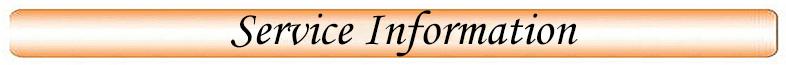 1 Service Information