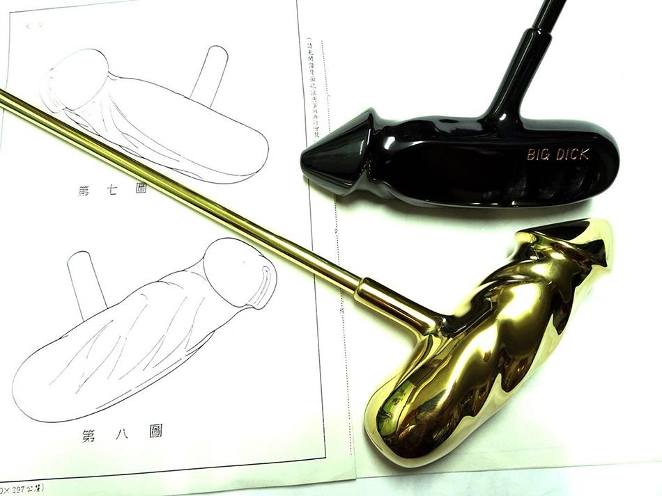 Mazze da golf putter putter da uomo albero in acciaio nero oro colorato scegliere la spedizione gratuita