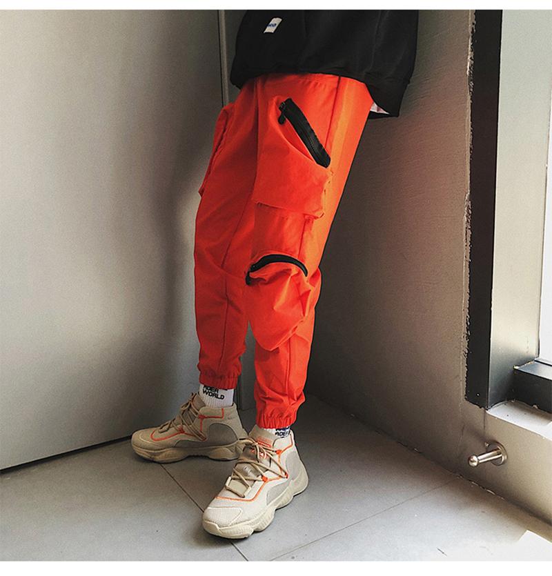 Pocket Tactical Fashions Men Hip Hop Pants Man (6)