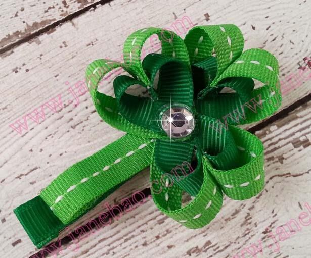 3 Leaf Shamrock Clover St. Patrick\'s Day