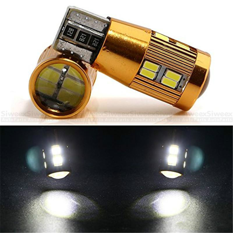 T10 3014 22SMD W5W Canbus LED Car Width Light Parking Backup Turn Signal Dome & Map Lamp Energy saving