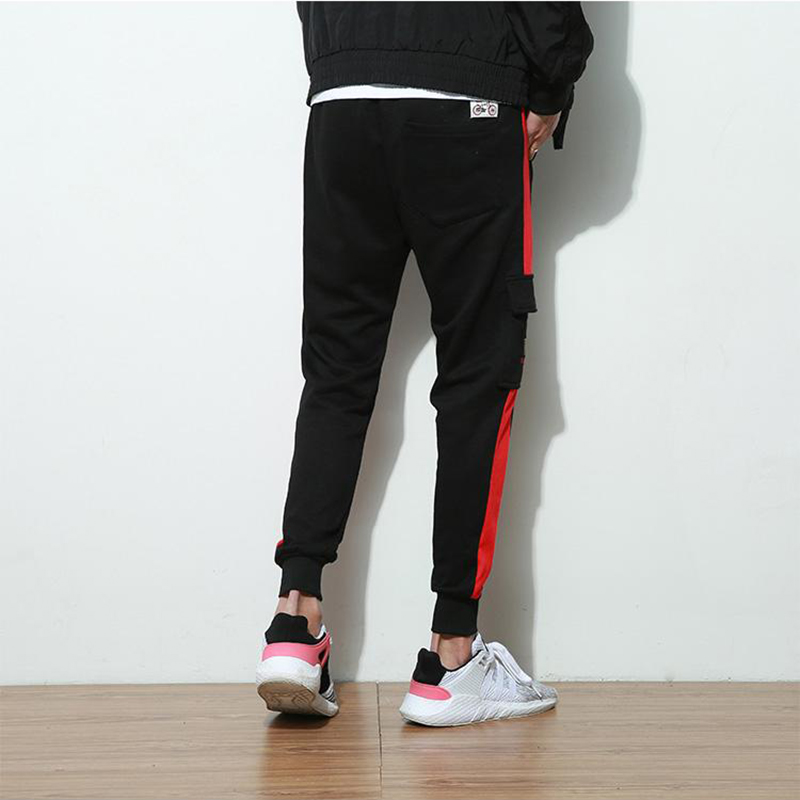 Joggers Parkour Mens Pants Loose Streetwear (1)