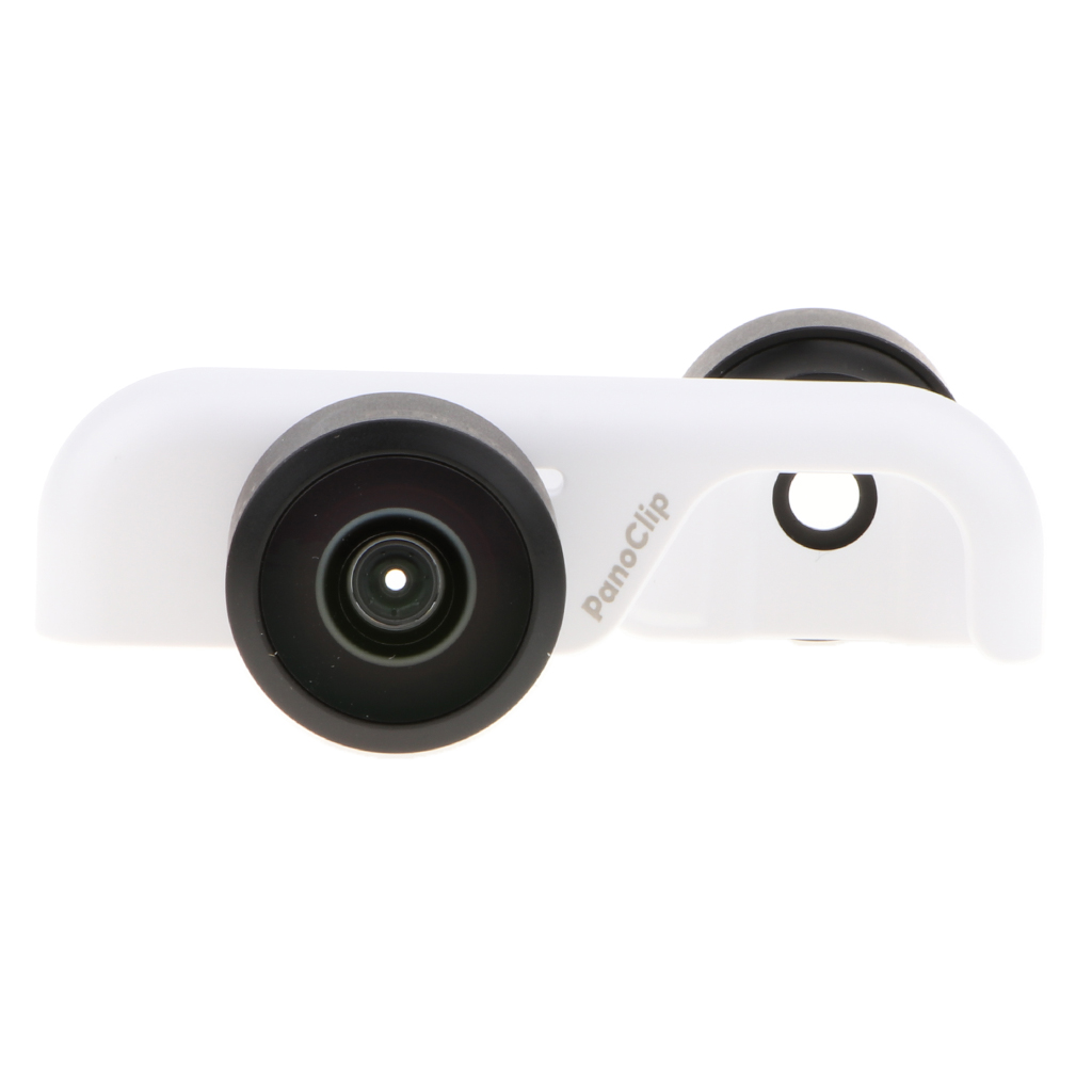 MagiDeal 360 Panoramic Fisheye Camera Cell Phone Wide Angle Lens For Apple