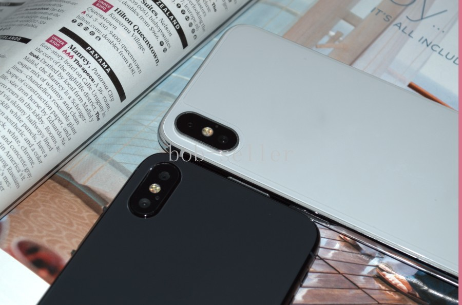 Best goophone X 5.8inch shown 4G LTE 4G RAM 128GB ROM Face ID Smartphones MTK6595 Octa Core unlocked cell phones