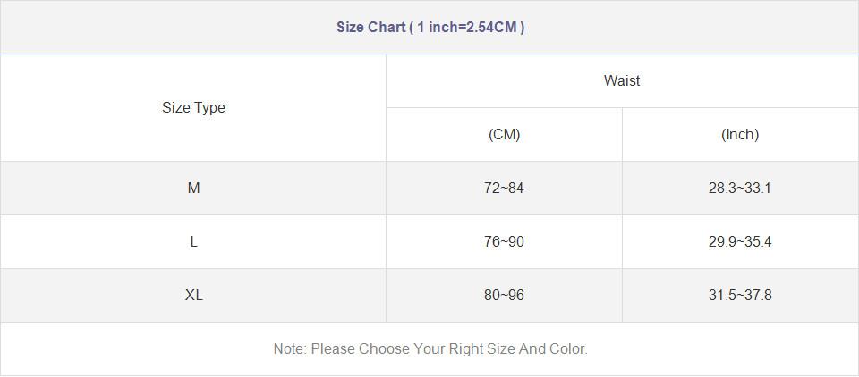 Stand Size Chart Based On MU277