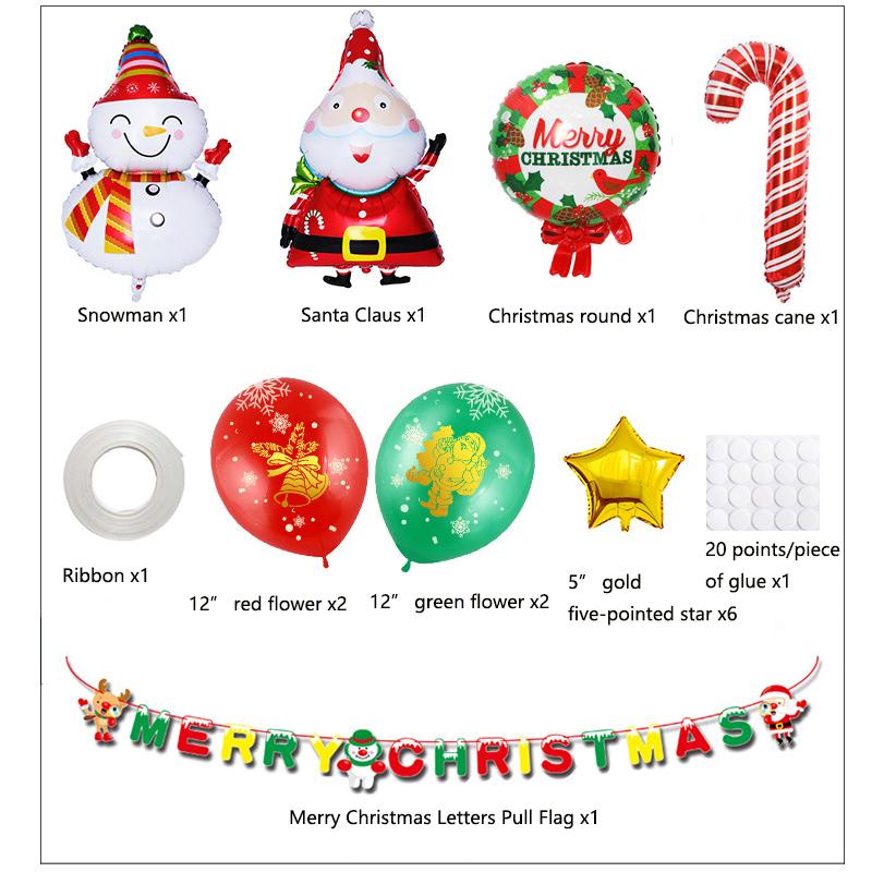 Christmas balloon1