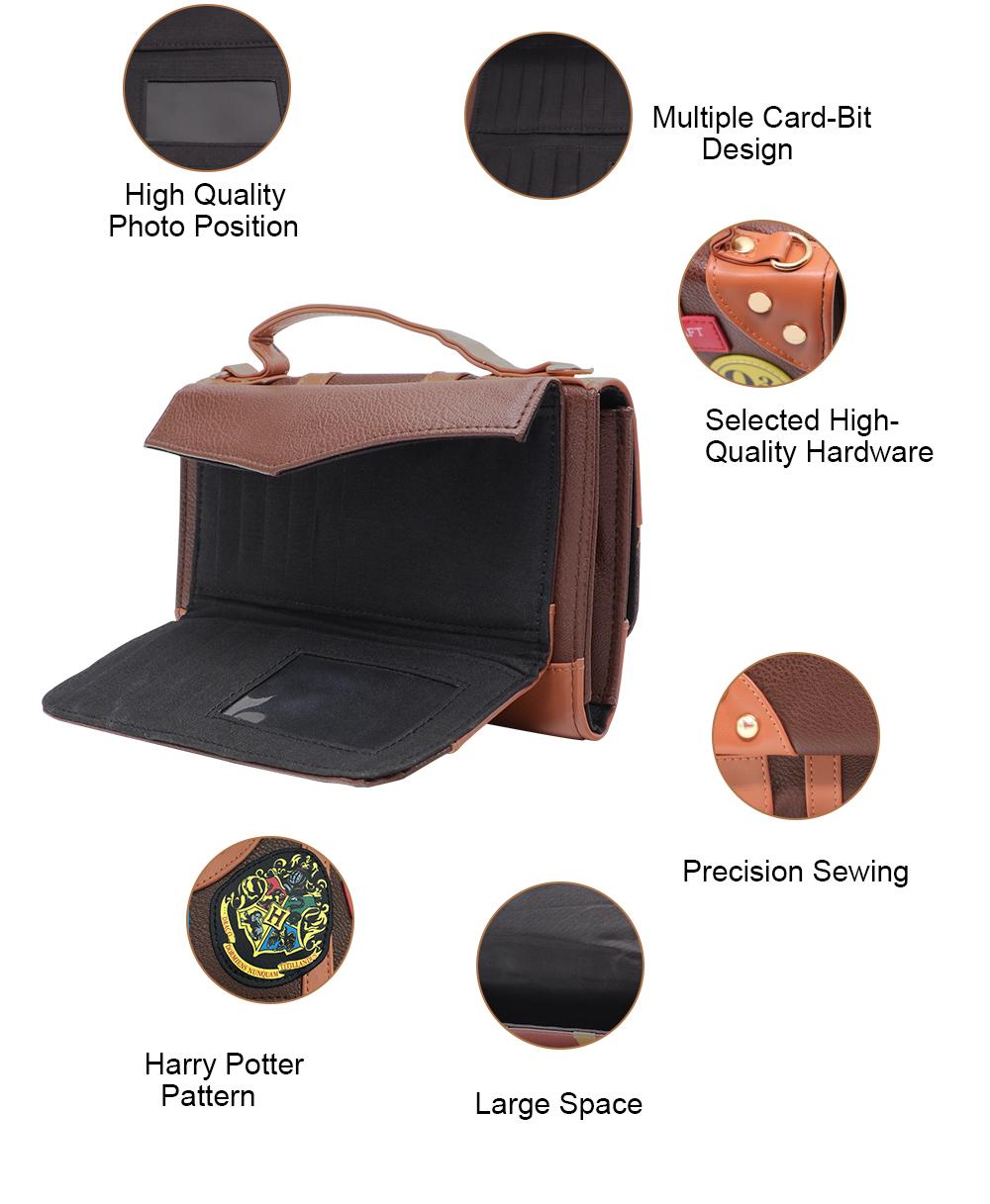 Harry Potter Single Shoulder Bag (3)