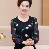Quinquagenarian-women-s-spring-and-autumn-T-shirt-long-sleeve-shirt-the-middle-age-40-50.jpg_200x200