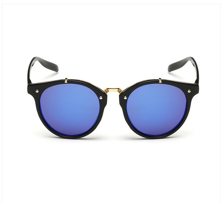 2016 Classic Brand Designer Sunglasses Women Men Retro Round Sun Glasses Woman shades Mirror Eyewear Lady Male Female Sunglass (29)