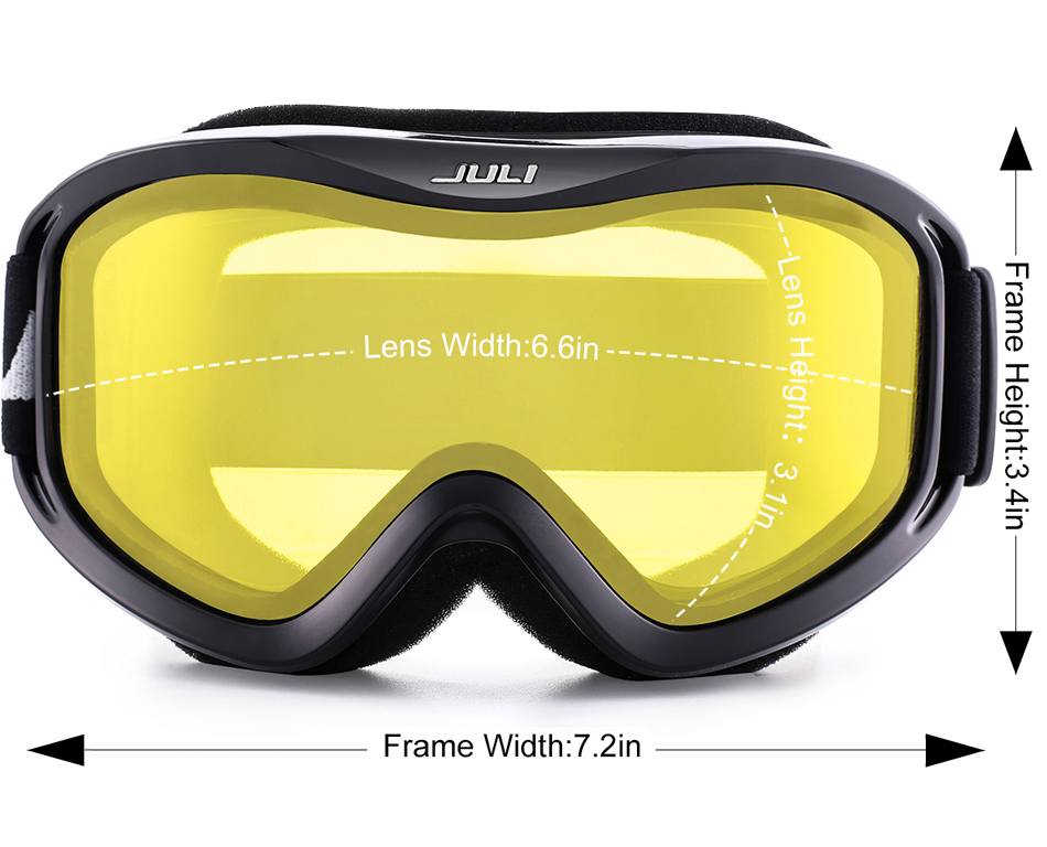 snow goggles women