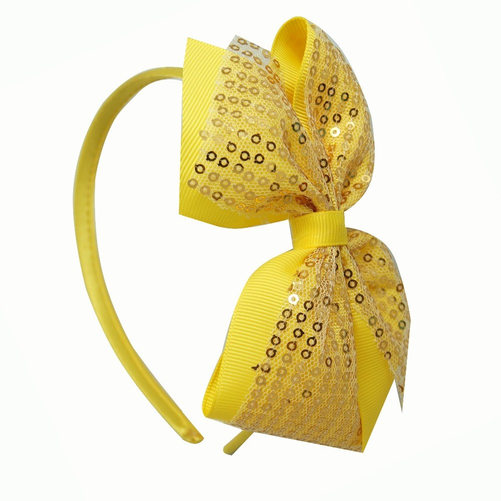 DIY-High-Quality-Cute-Hairbands-Sequin-Hair-Bow-For-Baby-Girls-Kids-Boutique-Fashion-Ribbon-Hair (2)