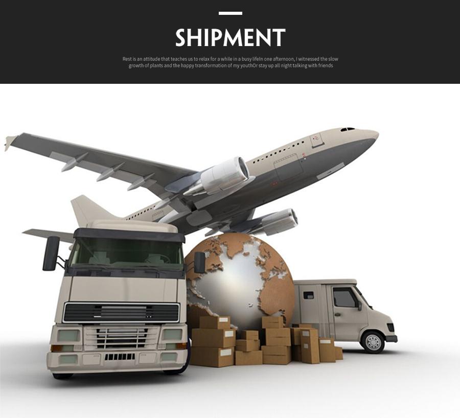 6 shipment