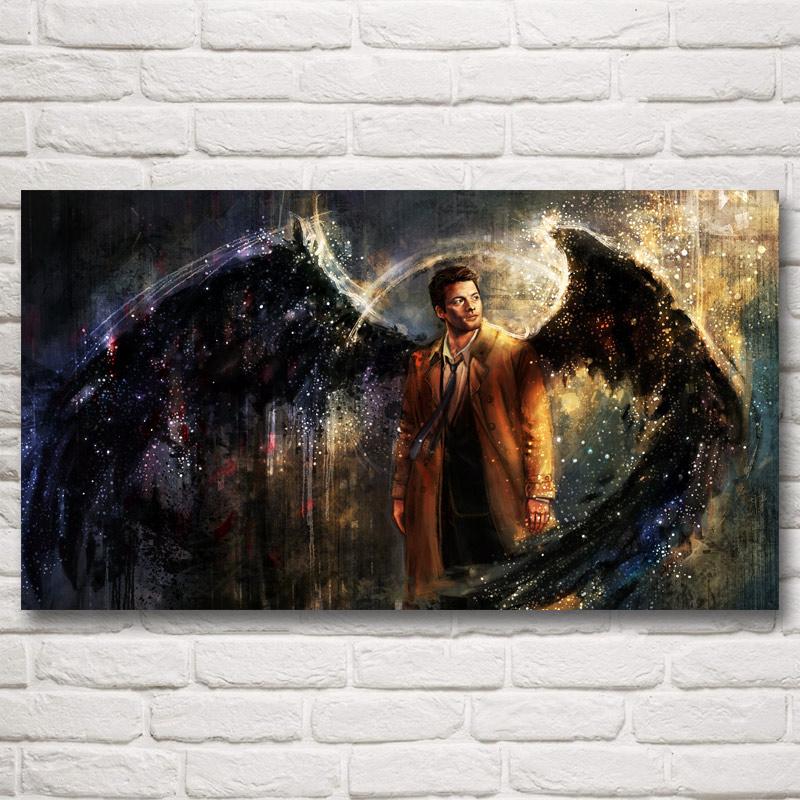 FRIENDS TV SHOW Art Silk Poster 12x18 24x36 24x43