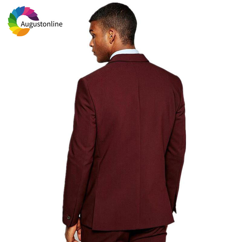Men suits for wedding ,wedding suits for men ,groom tuxedos,best man blazer masculino ,terno masculino,Costume Homme Mariage (26)