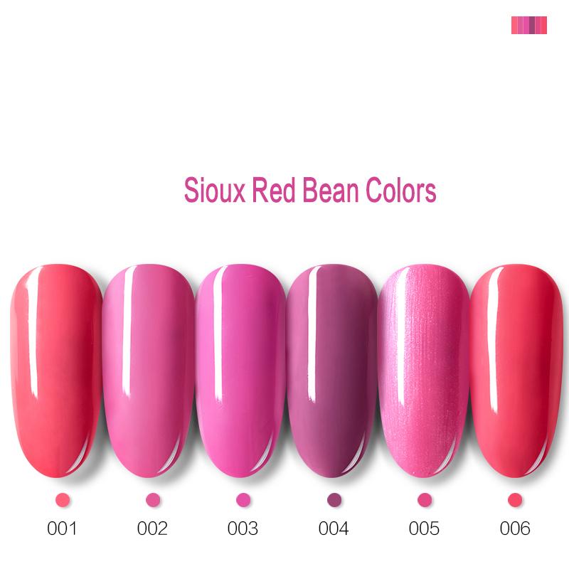 Sioux 8ml Red Bean (4)