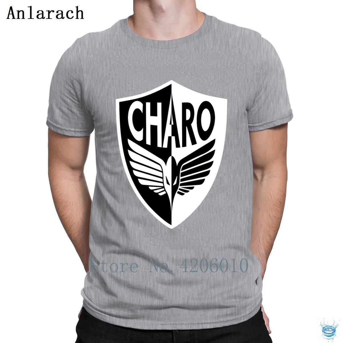 Charo Rap T-Shirt Envío gratis Diseñando Summer Style Unique Tshirt For Men Fashion Calidad superior O Neck Anlarach Family