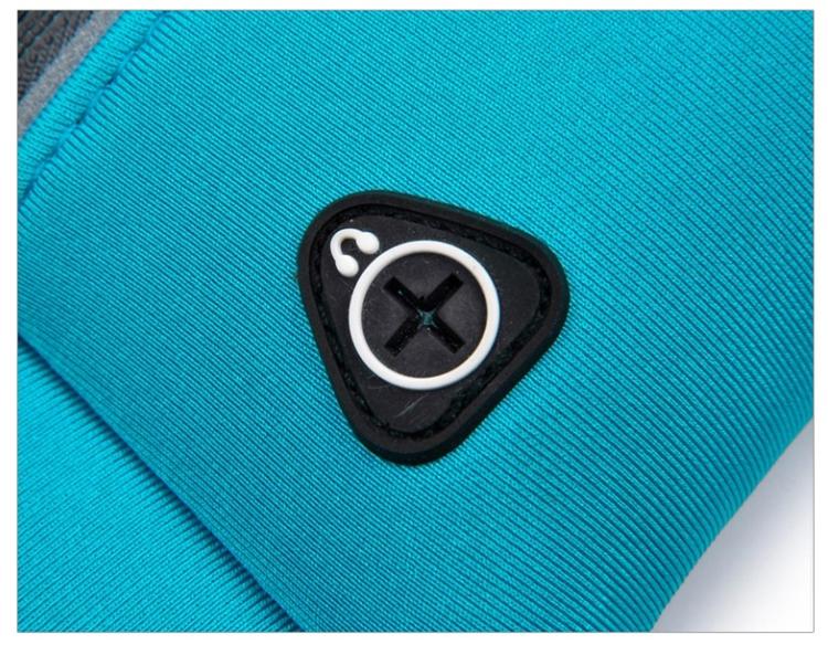 Unisex Waterproof Neoprene Belt Bags Waist Pack Bag Boys Belt Bum Bag_B9_20