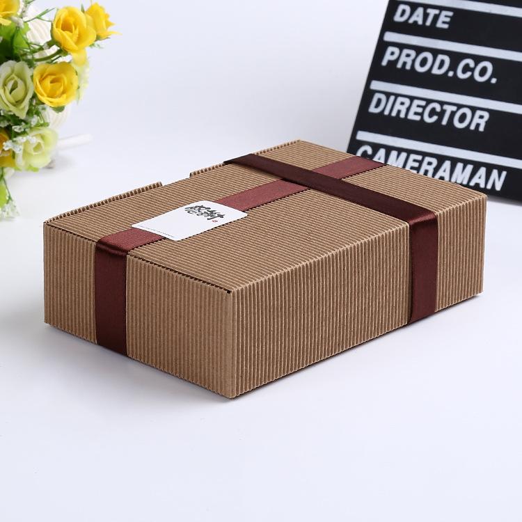 corrugated-Kraft-paper-mooncake-biscuit-cookies-packaging-box-baking-food-gift-box-wen6306 (2)