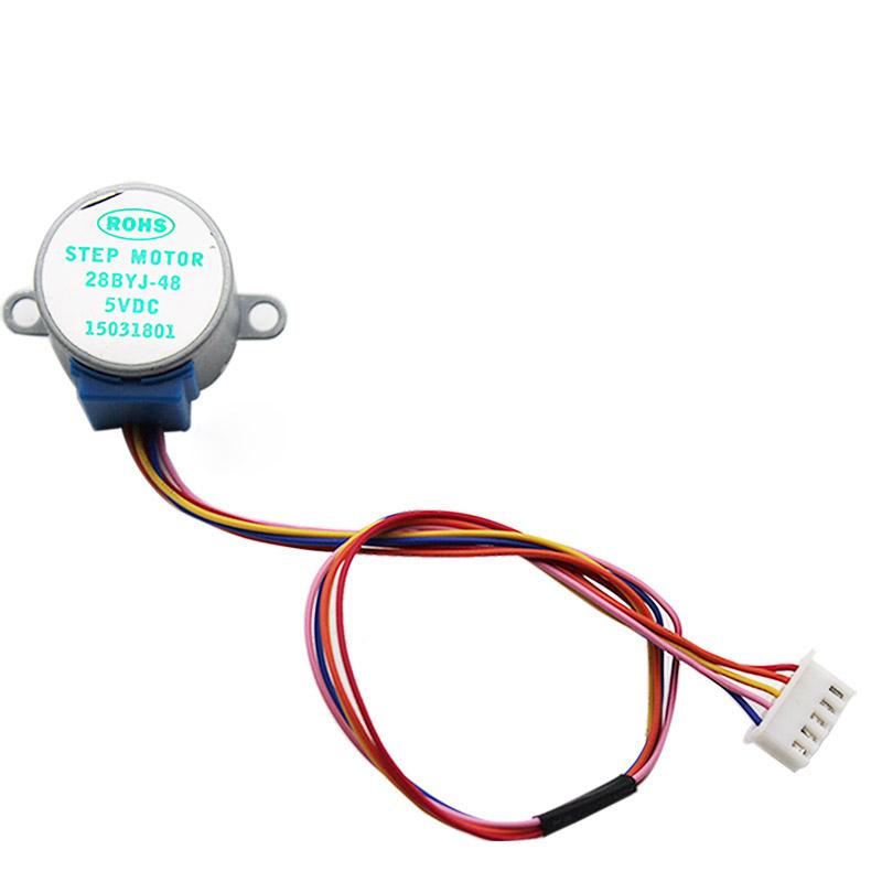28BYJ-48 DC 12V Ventil Schrittmotor Stepper Motor 4 Phase 5 Wire Für Arduino