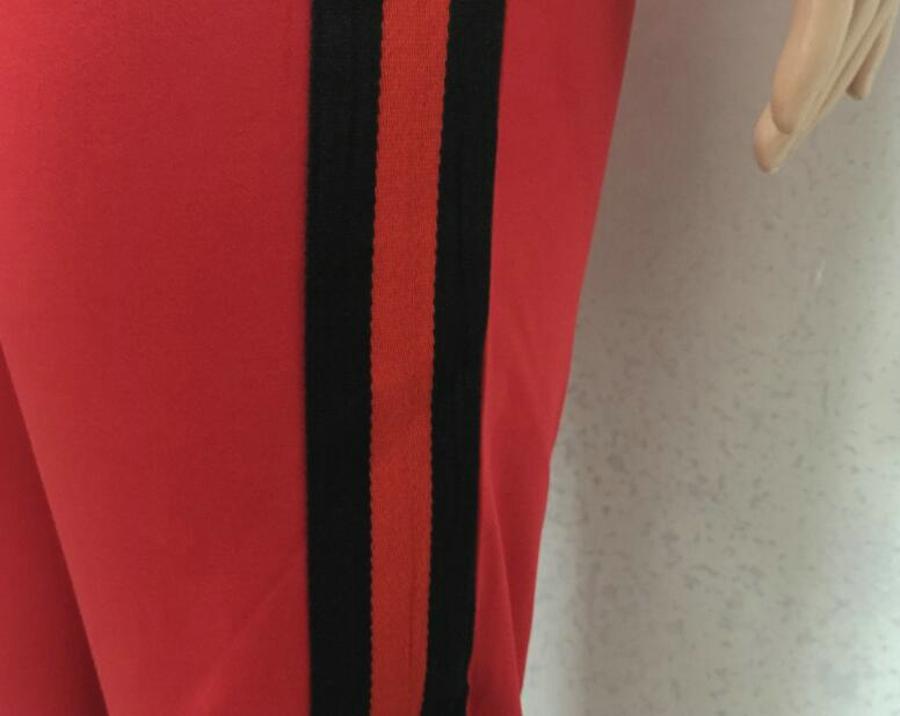 WAN XIANG YUAN Women Sportswear 2017 Autumn Long Sleeve Women 2 Piece Set Slim Pants Suits +Hooded Sets Women Suit 101717