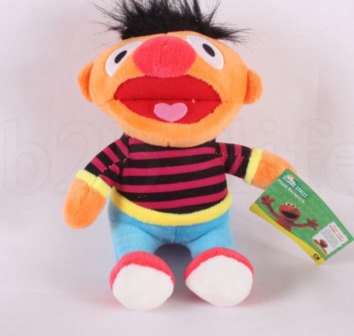 22cm/9 inches Sesame Street Elmo Plush toys cartoon Stuffed Animals children Christmas gift cartoon Plush doll KKA6127