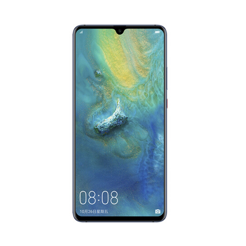 "Original Huawei Mate 20 X 20X 4G LTE Cell Phone 6GB RAM 128GB ROM Kirin 980 Octa Core Android 7.21"" Full Screen 40.0MP OTG NFC Mobile Phone"