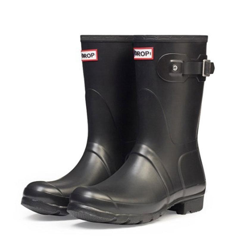 stivali da pioggia impermeabili Copriscarpe da donna per uomo-Anti-slip antiscivolo Copri scarponi da pioggia lavabili riutilizzabili Copriscarpe da bici Scarpe da pioggia unisex Copriscarpe da bici