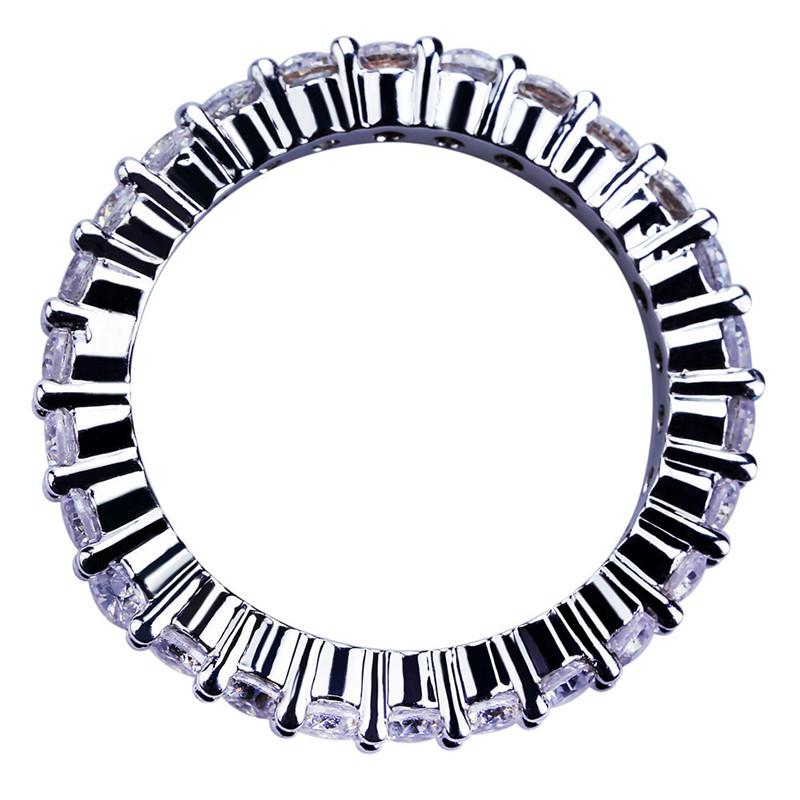 Mode Hiphop Diamant Ringe Für Männer Neue Stil Zirkonia Ring Luxus Hip Hop Schmuck Liebhaber Geschenk Hohe Qualität