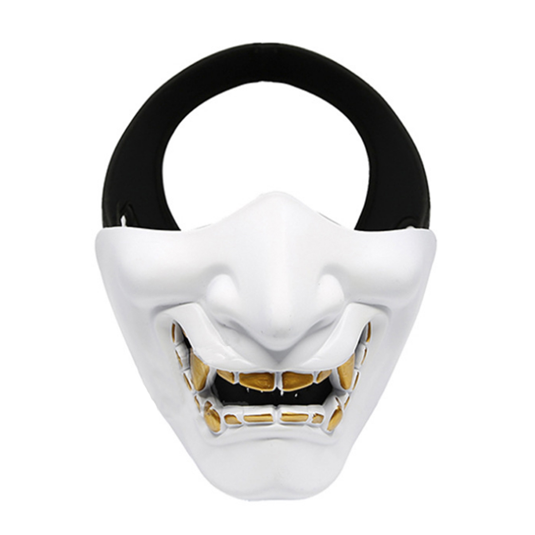 Tactical Airsoft Mask Cool Half-Face Paintball Mask Attractive Masquerade Party Face Cover Prop halloween masks horror Supplies