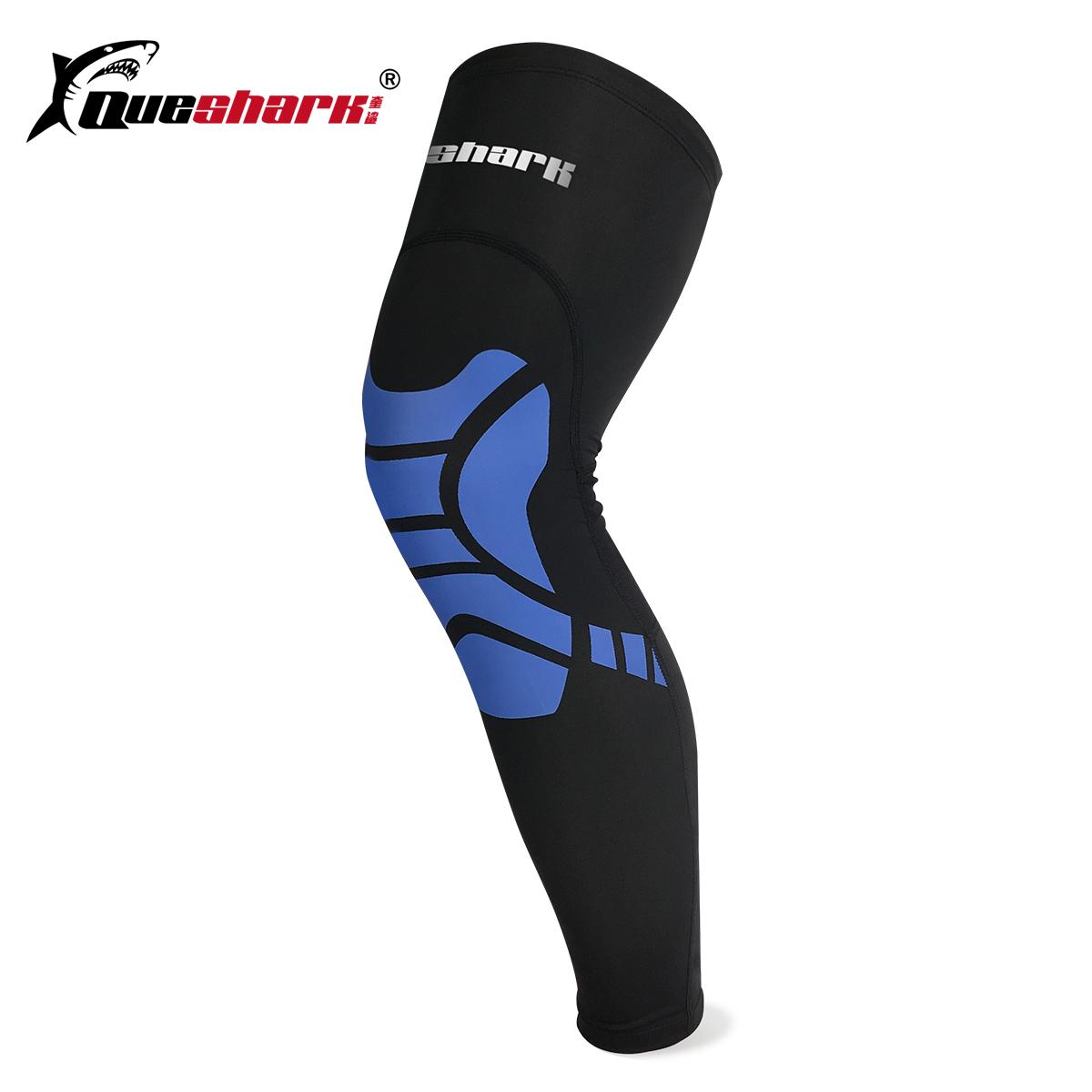 Knieschützer Bein Ärmel Schutzausrüstung Honeycomb Basketball Crashproof Legging