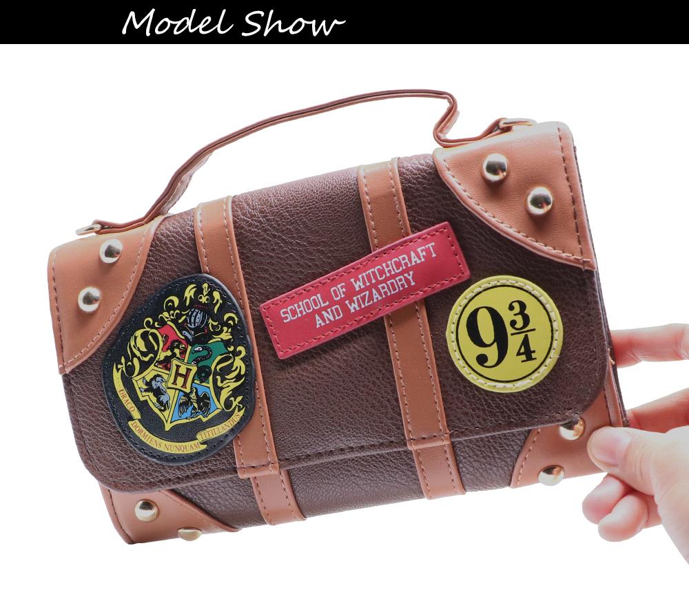 Harry Potter Single Shoulder Bag (6)