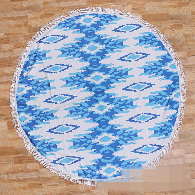 Round beach towel (14)