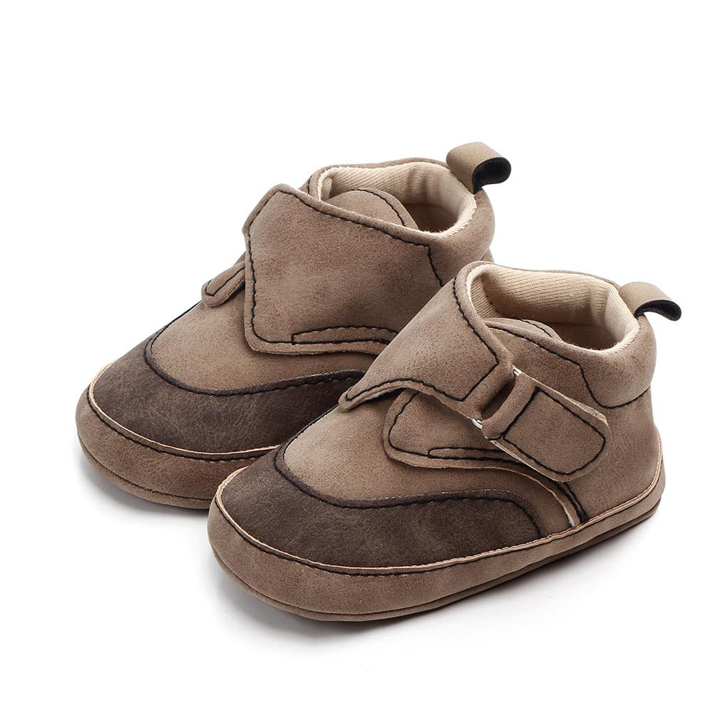Bebê recém-nascido Sapatos Infantis Da Criança macio sola Bebê Menina Menino Crianças Primeiros Caminhantes Macio Sole Sneakers mocassins casuais