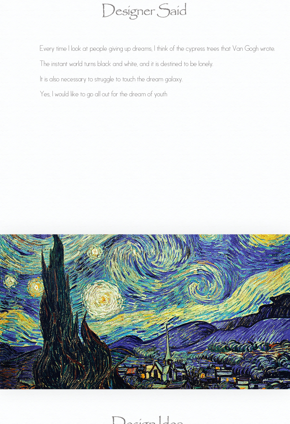 Thaya Van Gogh Enamel Cloisonne Plated Bracelet Star Moon Night Oil Painting s925 Silver Bracelet Jewelry for women gift S18101308